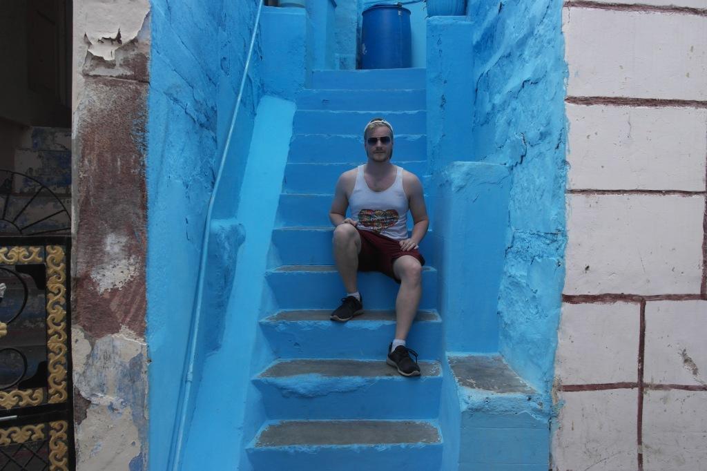 blue city jodhpur behind the scenes