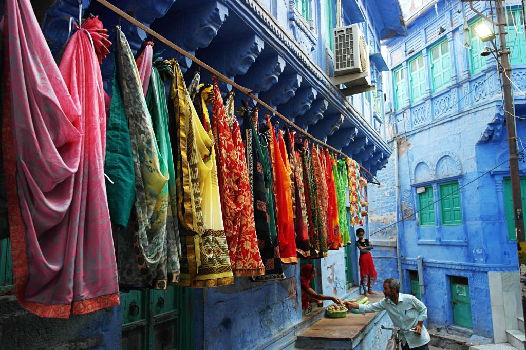 Colourful India Jodhpur clothes