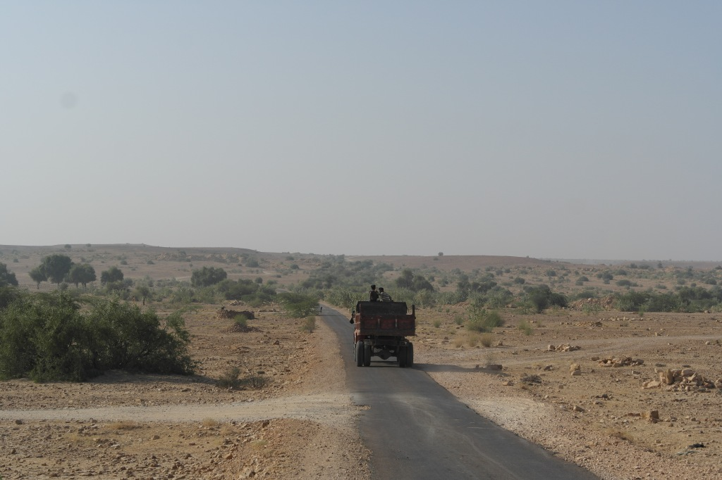 jaisalmer desert area