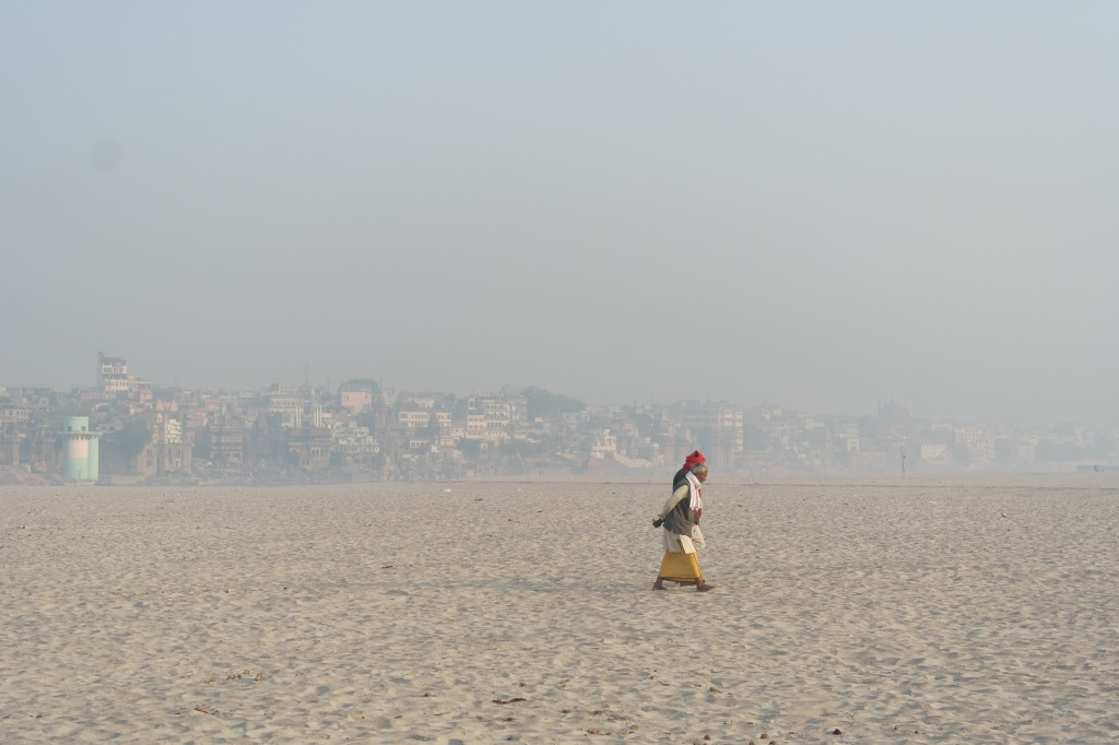 varanasi air pollution india