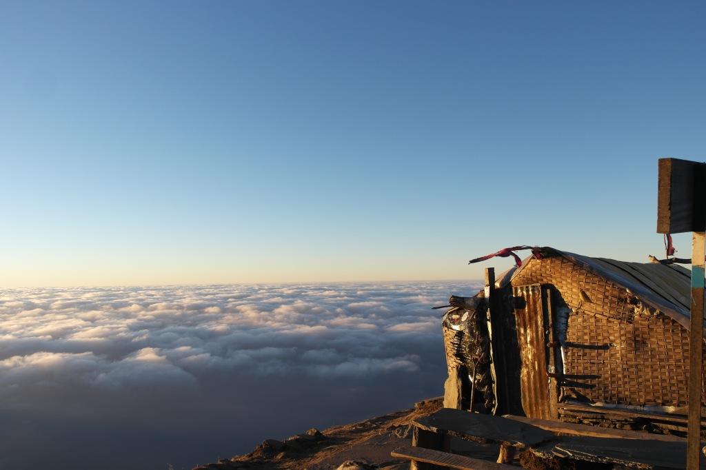 Mardi Himal trek sunrise