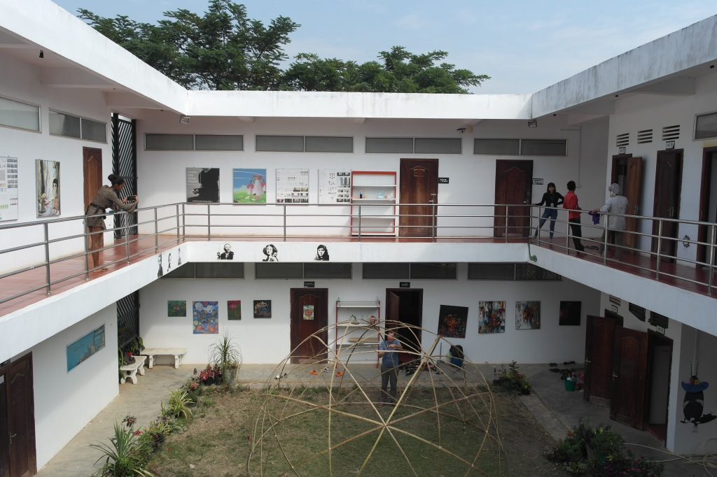 art school battambang